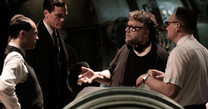 Guillermo Del Toro and Fox Searchlight Team for New Horror and Sci-Fi Label