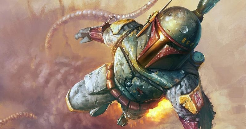 Boba Fett Escapes the Sarlaac Pit in Star Wars LEGO Set