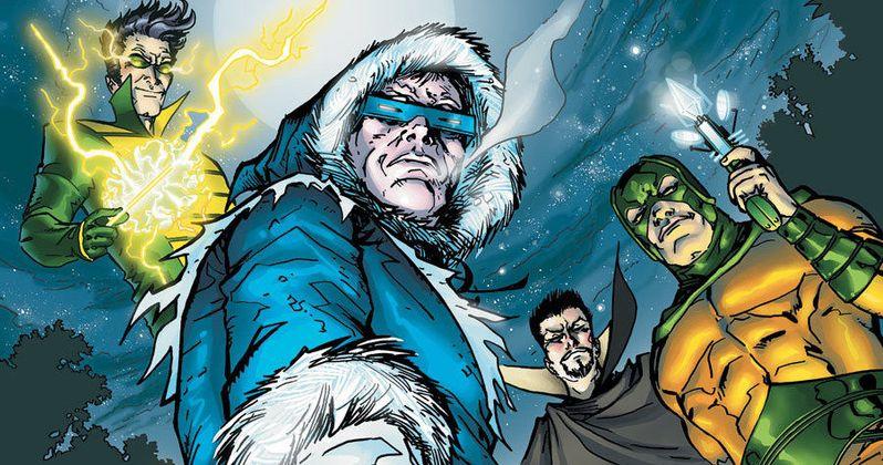 The Flash to Unite DC Comics Rogues Supervillains