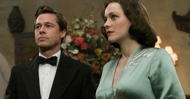 Robert Zemeckis' Allied Trailer Unites Brad Pitt & Marion Cotillard