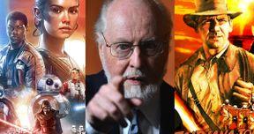 John Williams Will Score Star Wars 8 and Indiana Jones 5