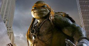 Teenage Mutant Ninja Turtles Michelangelo Character Poster
