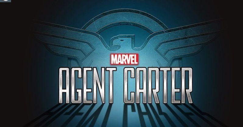 Agent Carter Poster Unveils Official Logo