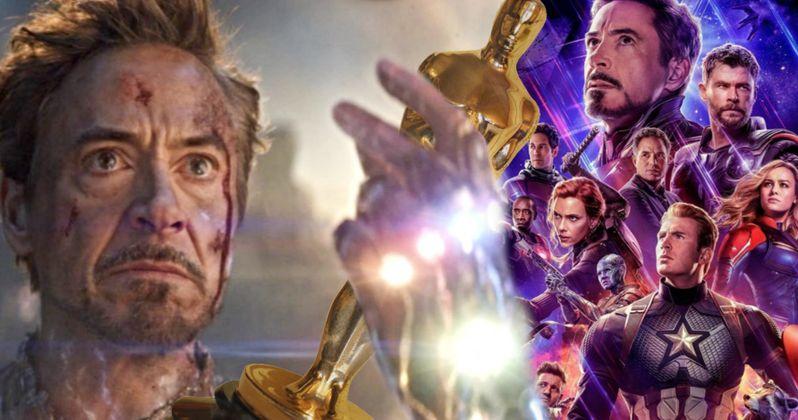 Avengers: Endgame Oscars Campaign Begins, Could Robert Downey Jr. Win Best Actor?