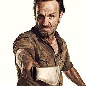 Four The Walking Dead Season 3 Character Photos