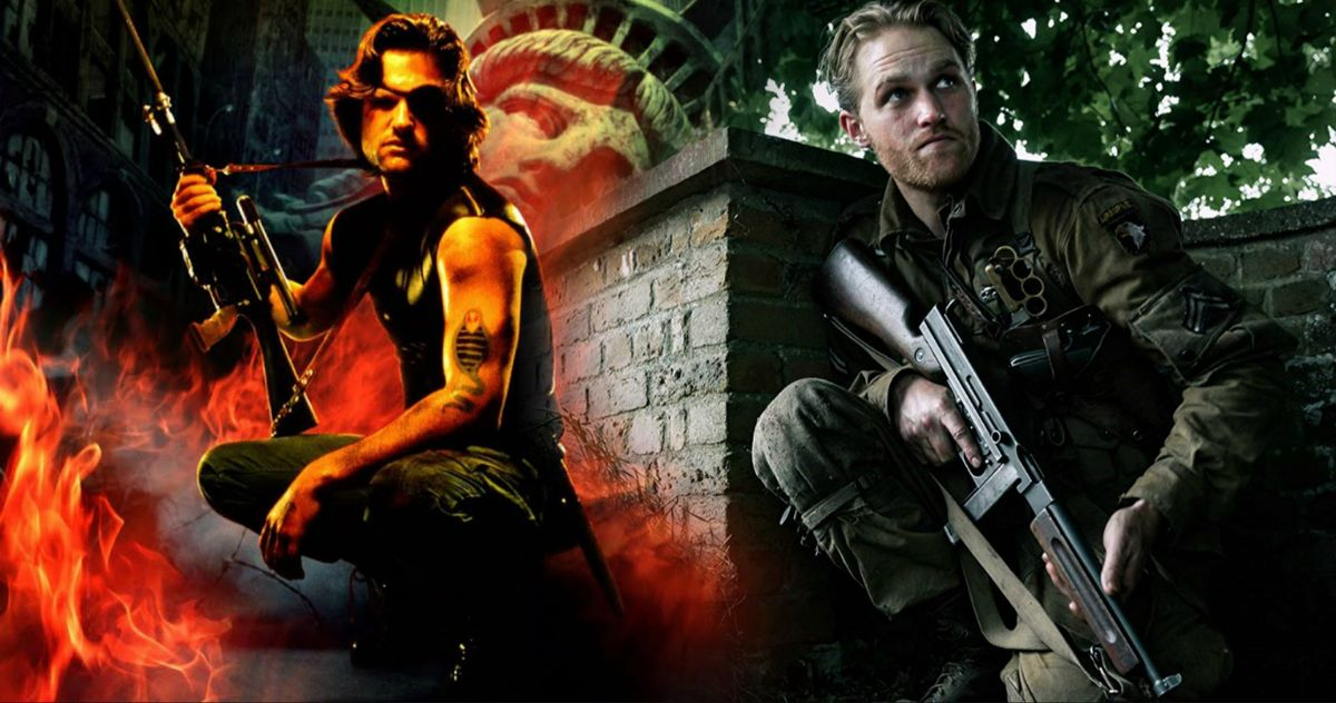 Escape from New York Remake Writer Wants Kurt Russell's Son as Snake Plissken