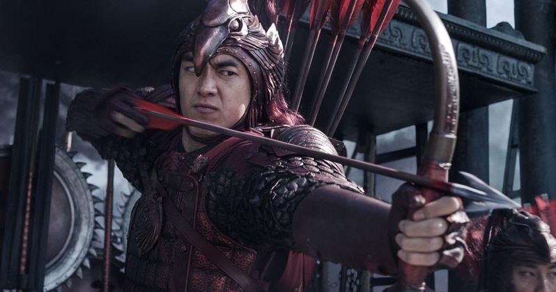 Matt Damon's The Great Wall Gets an Epic 9-Minute Trailer