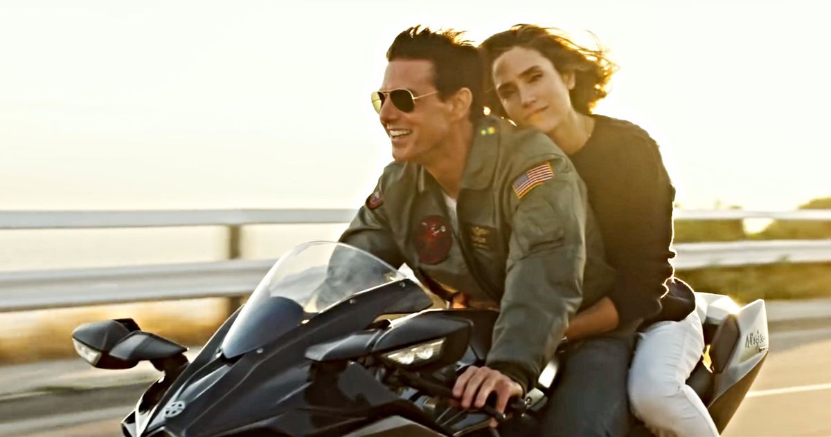 Top Gun: Maverick Trailer #2 Teams Tom Cruise with New Hotshot Pilots