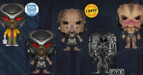 The Predator Funko Pop Toys Reveal Movie Spoilers?