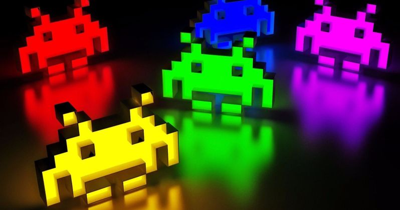 Space Invaders Movie Revs Back Up with Mortal Kombat Reboot Writer