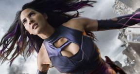Olivia Munn Shows Off Psylocke's Backside in X-Men: Apocalypse Photo