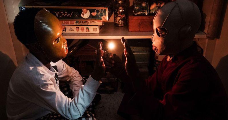 Us Was Inspired by Jordan Peele's Childhood Fear of Doppelgangers