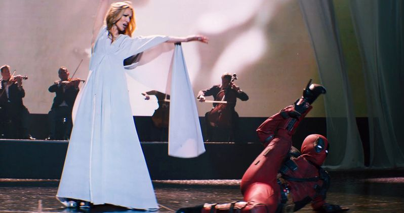 Celine Dions Deadpool 2 Music Video Soundtrack List Released