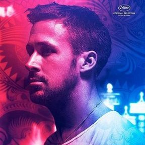 Only God Forgives Ryan Gosling Character Poster