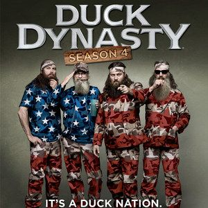 Duck Dynasty: Season 4 Blu-ray and DVD Arrive January 7th, 2014