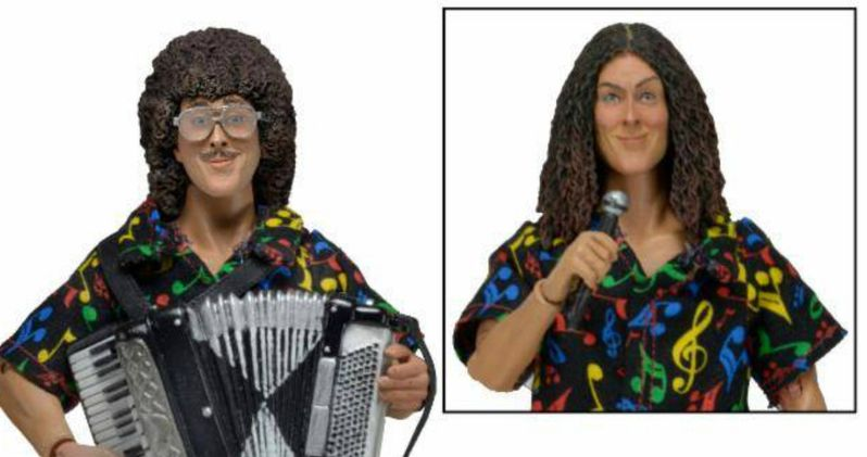 'Weird Al' Yankovic Action Figure Unveiled by NECA Toys