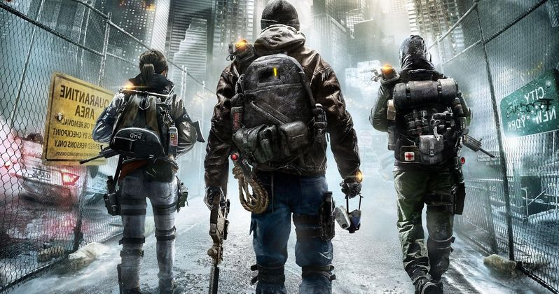 Ubisoft's The Division Video Game Movie Lands Deadpool 2 Director
