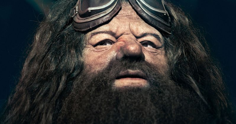 Universal Orlando Unveils Harry Potter's Hagrid for Motorbike Adventure Ride