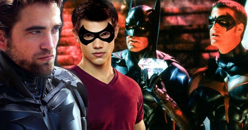 Will Robin Show Up Alongside Robert Pattinson's The Batman?