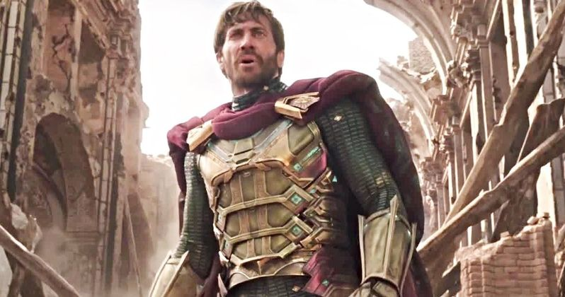 New Spider-Man: Far from Home Merch Has a Better Look at Full Mysterio Suit