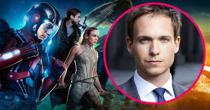 Legends of Tomorrow Adds Suits Star as Surprise DC Character