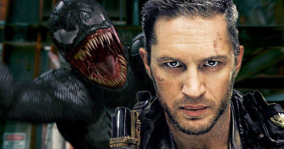 Venom Movie Unleashes Dark, Powerful Carnage Says Tom Hardy's Trainer