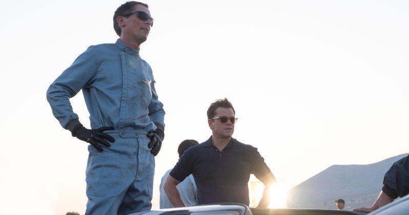 Ford V Ferrari Trailer Races Matt Damon and Christian Bale in Remarkable True Story