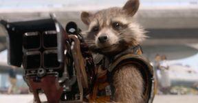 Guardians of the Galaxy Rocket Raccoon Blu-ray Featurette