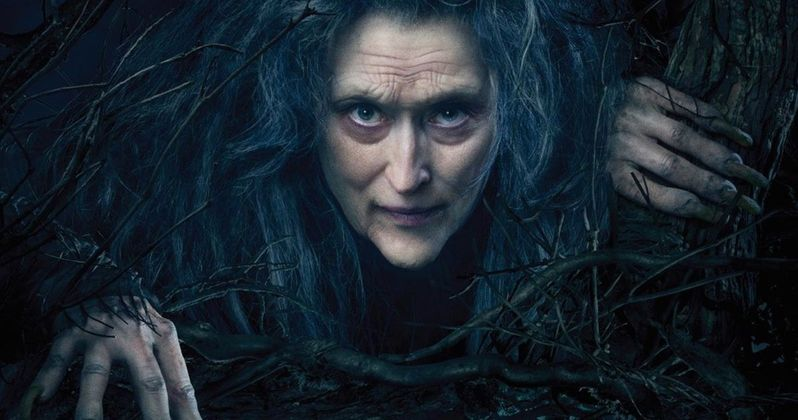 Into the Woods Clip: Meryl Streep Reverses the Curse