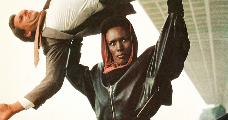 Bond 25 Gets, Then Quickly Loses, A View to a Kill Star Grace Jones?