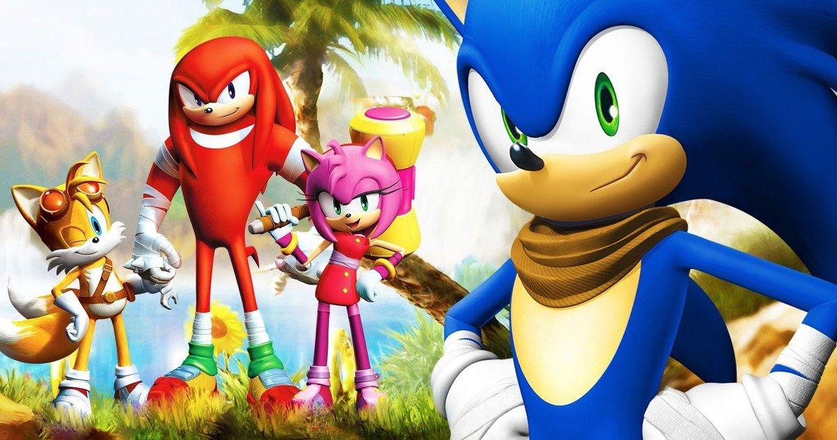 sonic hedgehog summer date shoots production start
