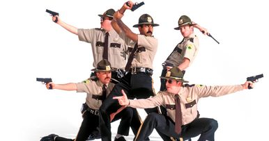 Super Troopers 3 Title Revealed as Spoof on the Marvel Cinematic Universe