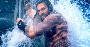 Aquaman, Mera, Orm and Vulko Photos Reveal DC's Latest Movie