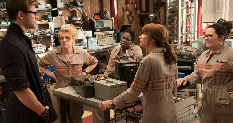 Ghostbusters Defuses Bomb Concerns with Opening Box Office Numbers