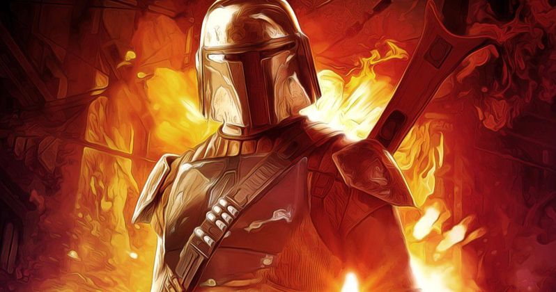 Will The Mandalorian Be Available to Binge Right Away? Jon Favreau Has Our Answer