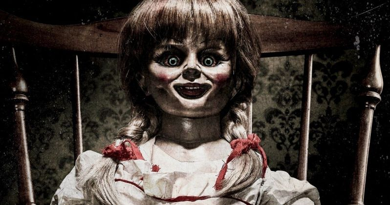 Annabelle 2 Moves Forward with Original Writer