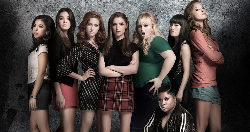 Pitch Perfect 2 Gag Reel; Blu-ray & DVD Coming in September