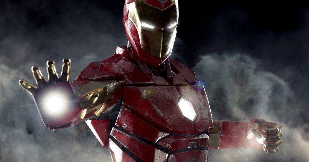 Iron man 39 s bleeding edge armor confirmed for infinity war for Sfondi iron man