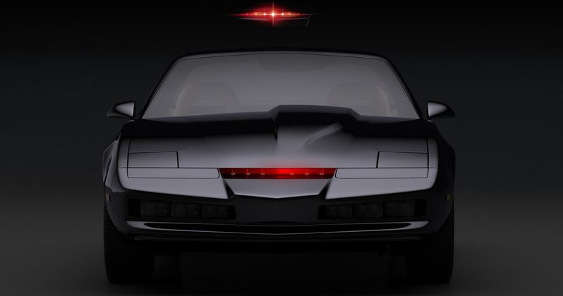 Knight Rider Digital Series Reboot Is Coming to Machinima in 2017
