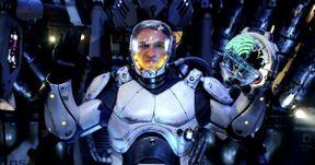 Comic-Con: Pacific Rim Jaeger Pilot Experience Video