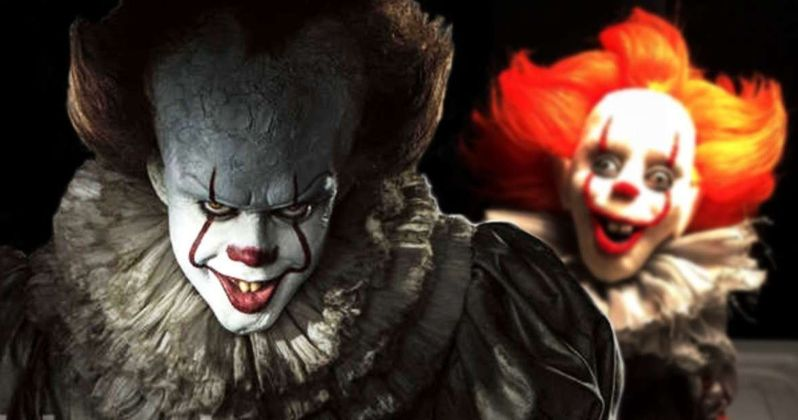 IT Movie Preview from MTV Movie Awards Arrives