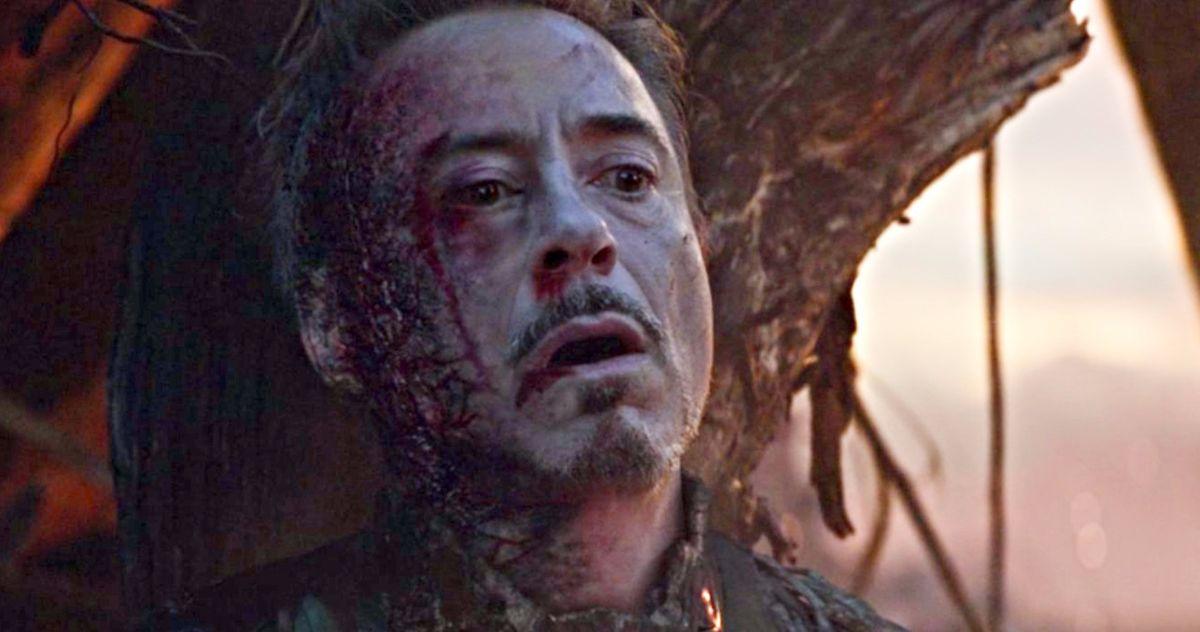 R-Rated Avengers: Endgame Fan Art Imagines Iron Man's Eye-Popping Death Scene