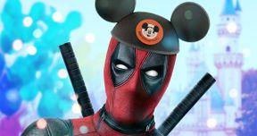 Ryan Reynolds Was Forced to Cut Disney Joke from Deadpool 2