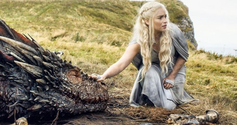 Game of Thrones Comic Con 2015 Plans Announced