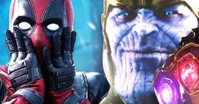 Deadpool Shares Avengers Rejection Letter While Celebrating Infinity War
