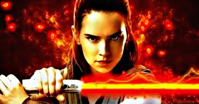Epic Jedi Showdown Teased in Star Wars 8 Toy Leak?