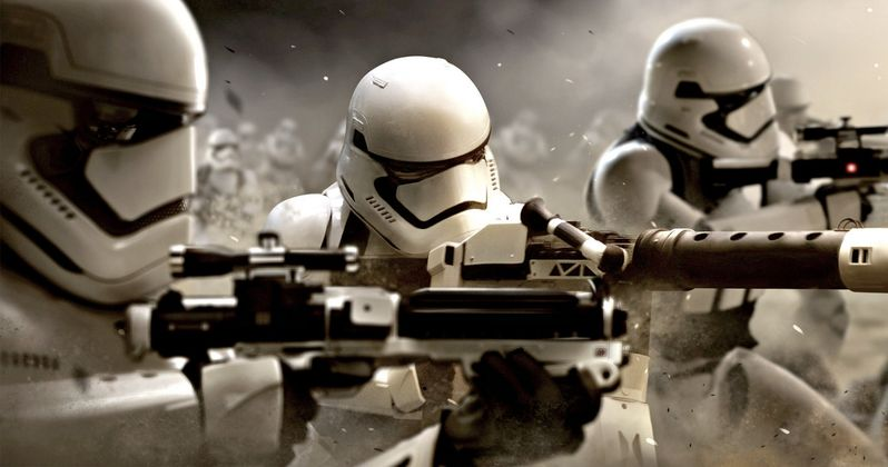 Star Wars: The Force Awakens Trailer #3 Coming This Monday?