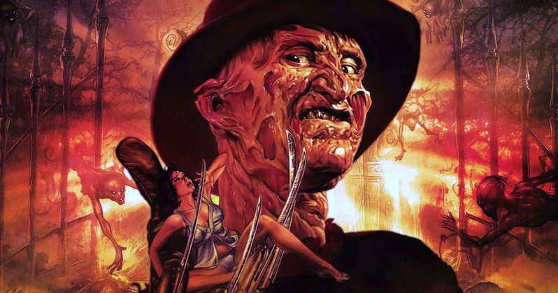 Nightmare on Elm Street Movies Are Coming to Hulu