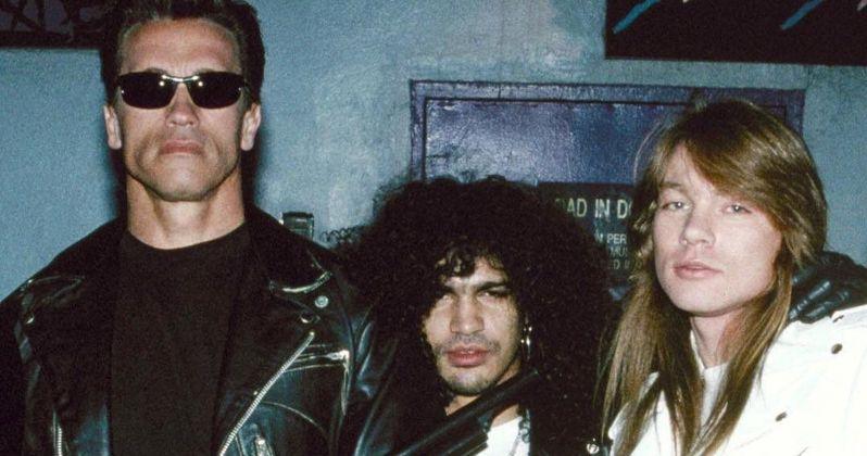 Terminator: Dark Fate Rumored to Get New Guns N' Roses Song