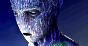 Teenage Groot Looks Sad In Avengers: Infinity War Poster